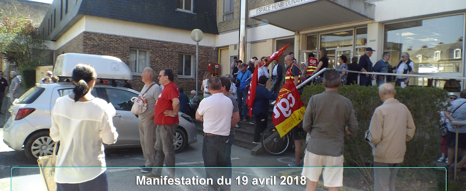 Manifestation 19 avril 2019